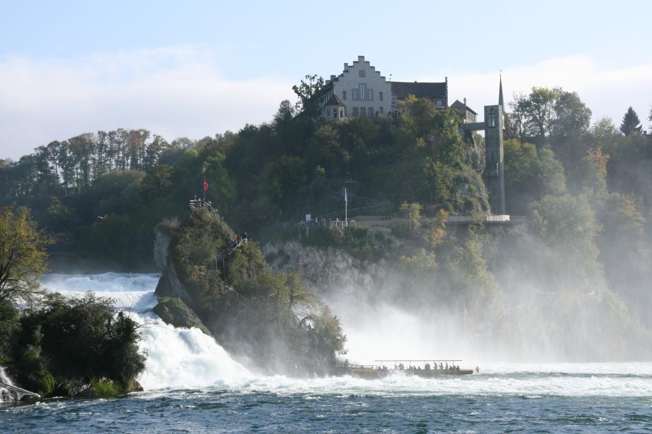 Ausflugsziel: Rheinfall Schaffhausen