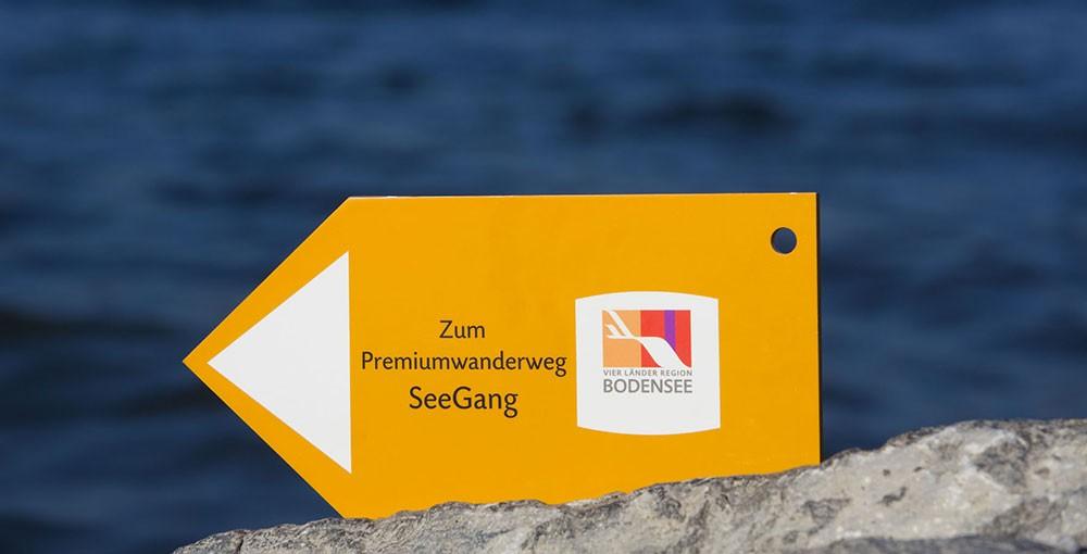 Der Premiumwanderweg SeeGang Konstanz - Überlingen