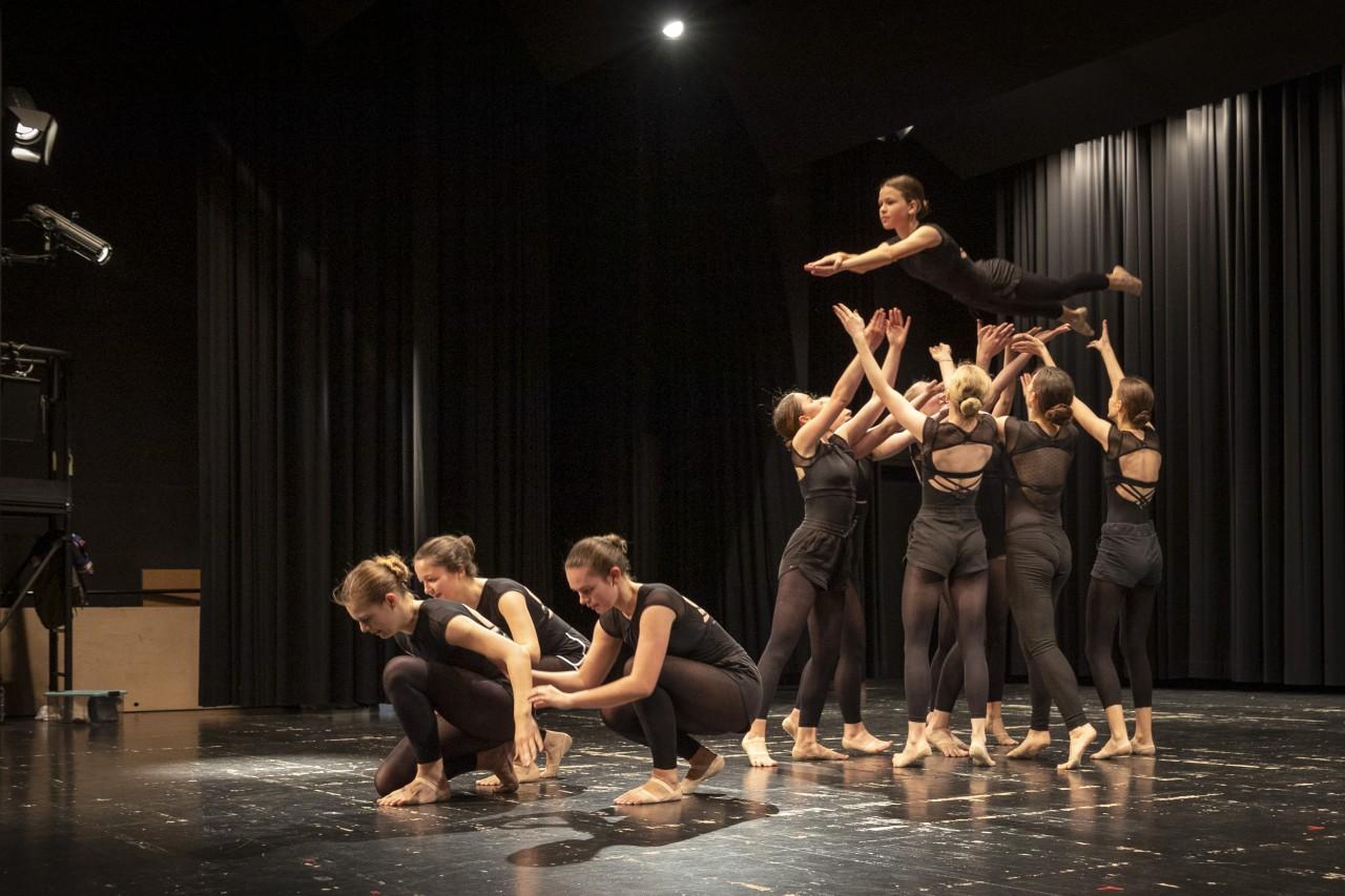 Offene Probe Ballettschule Kreuzlingen